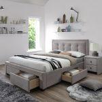 Łóżka z pojemnikiem jako świetny sposób organizacji przestrzeni